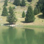 lac de la léchère