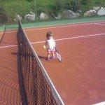 Tennis : 50m de l'appartement